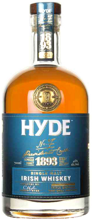 Hyde No.7 President's Cask Irish Whiskey 750ml