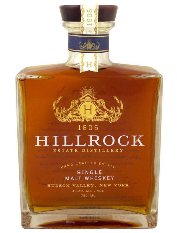 Hillrock Estate Single Malt Whiskey 750ml