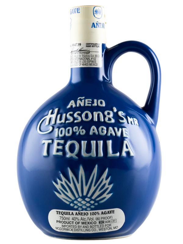 Mr. Hussong's Anejo Tequila 750ml
