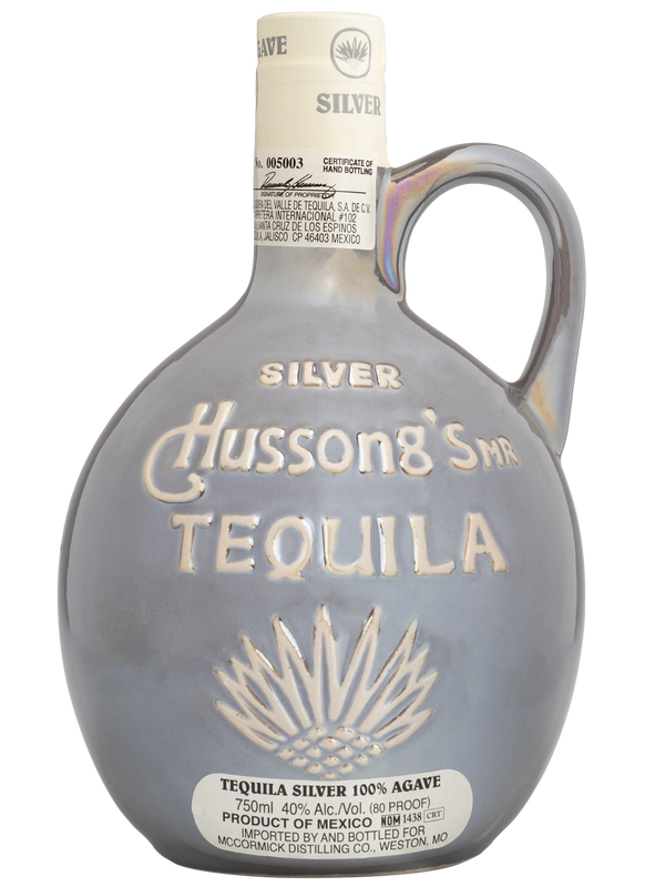 Mr. Hussong's Silver Tequila 750ml