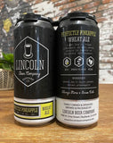 Lincoln Beer Company Perfectly Pineapple 16oz Can