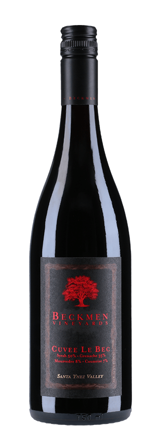 Beckmen Cuvee Le Bec Red 2018 750ml