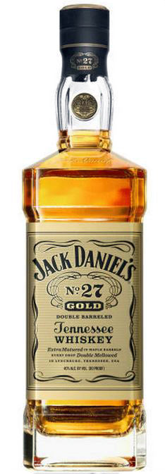 Jack Daniel's No.27 Gold 750ml