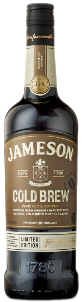 Jameson Irish Cold Brew 750ml