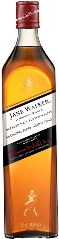Jane Walker By Johnnie Walker 10 Year 750ml