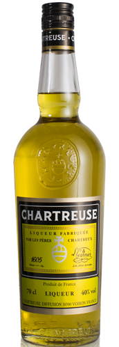 Chartreuse Yellow 86 Proof 750ml