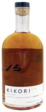 Kikori Japanese Whiskey Sherry Cask 10Yr 750ml