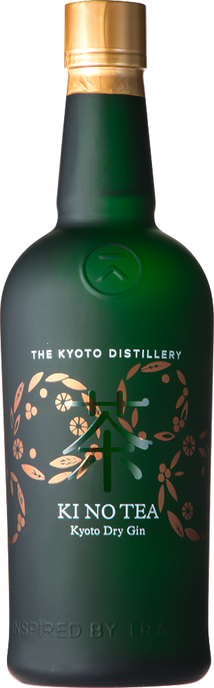 Ki No Tea Kyoto Dry Gin 750ml