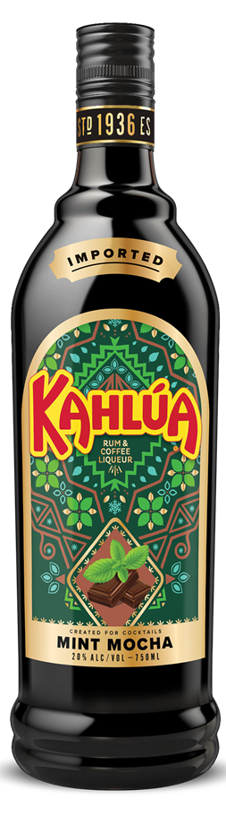 Kahlua Mint Mocha 750ml