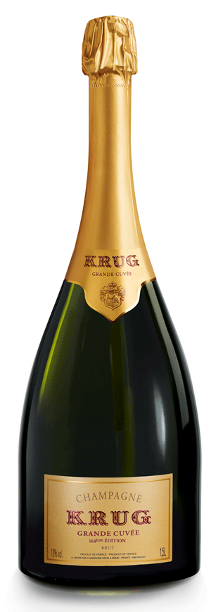 Krug Grand Cuvee 164th Edition Brut 1.5L