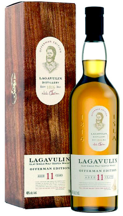 Lagavulin Offerman Edition 11Yr 750ml