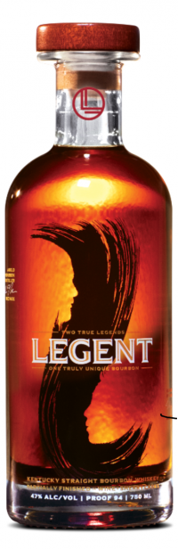 Legent Straight Bourbon Whiskey 750ml