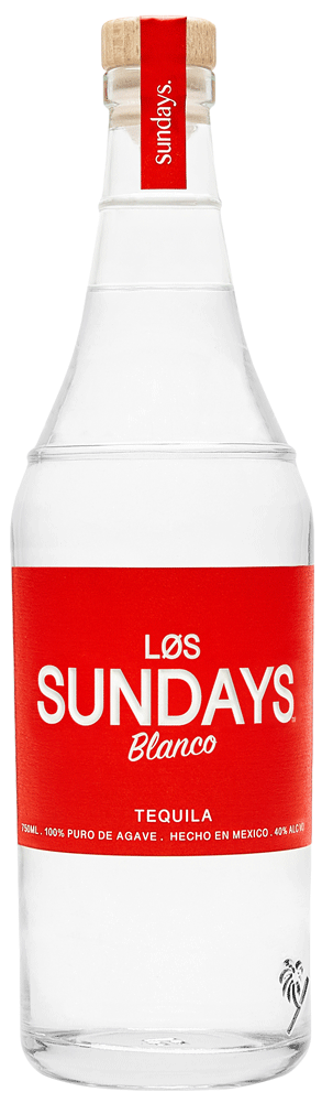 Los Sundays Tequila Blanco 750ml
