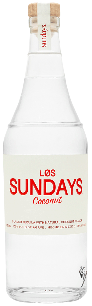Los Sundays Tequila Coconut 750ml