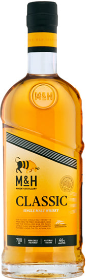 Milk & Honey Classic Israel Single Malt Whisky 750ml