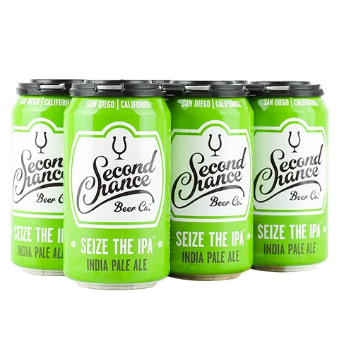 Second Chance Seize The IPA 6pk Cans