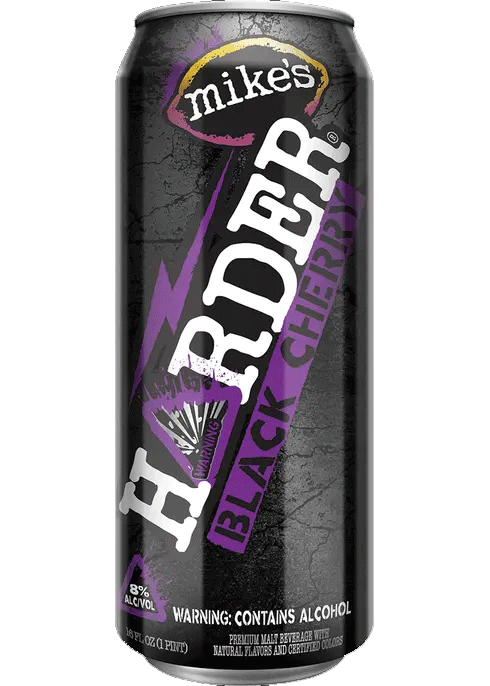 Mike's Harder Black Cherry Can 16oz