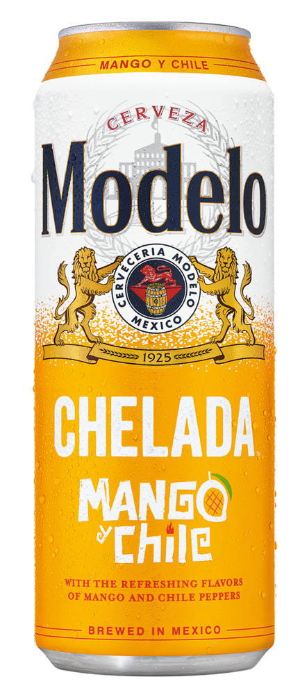 Modelo Mango Chile 24oz Cans