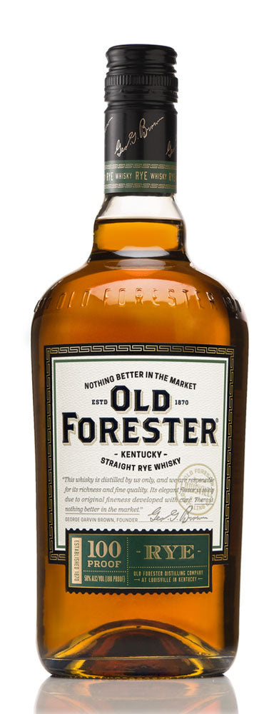 Old Forester Rye 100 Proof 1L
