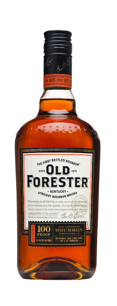 Old Forester Signature 100 Proof 750ml
