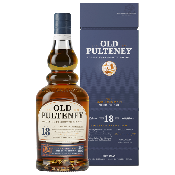 Old Pulteney 18 Yrs 750ml