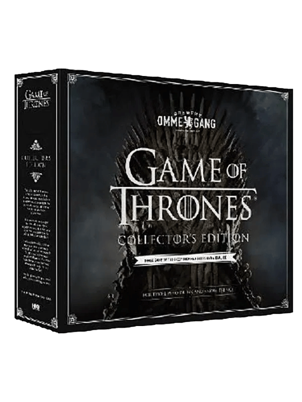 Ommegang Game of Thrones 3pk 750ml Gift Set
