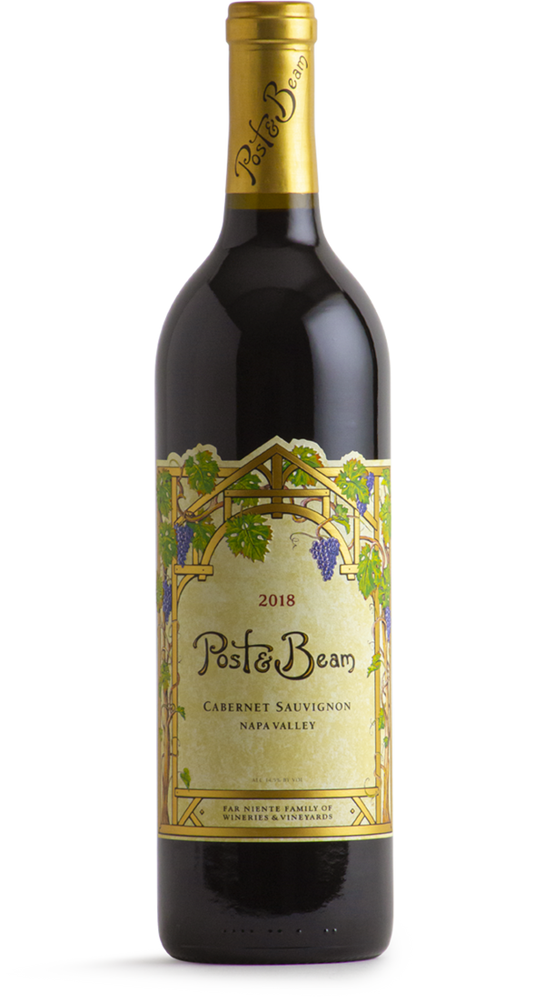 Post & Beam Cabernet Sauvignon Napa Valley 2018 750ml