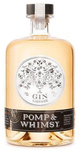 Pomp & Whimsy Gin 750ml