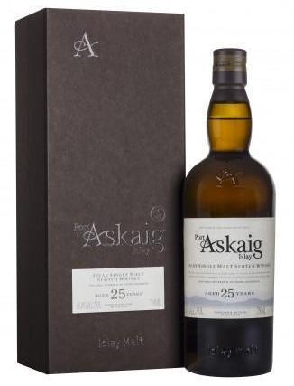 Port Askaig 25Yr Islay Single Malt Whisky 750ml