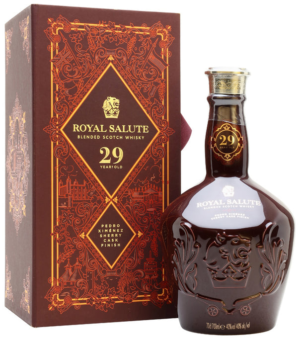 Chivas Royal Salute 29 Year Pedro Ximenez Cask Finish 750ml