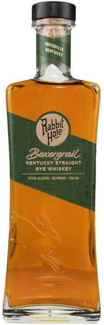 Rabbit Hole Boxergrail Rye Whiskey 750ml