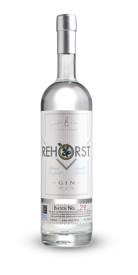 Rehorst Milwaukee Gin 750ml