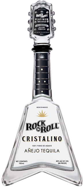 Rock N Roll Anejo Cristalino 100ml