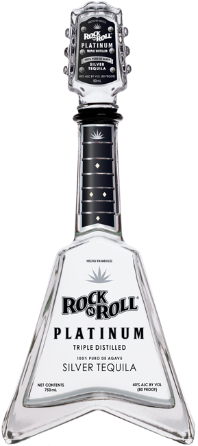 Rock N Roll Platinum 750ml