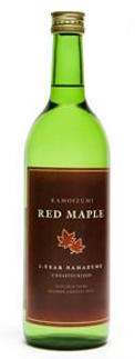Kamoizumi Red Maple 2Yr Nama Genshu 720ml