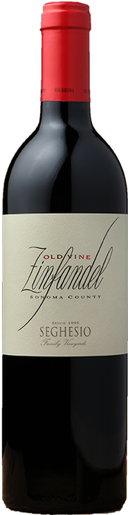 Seghesio Old Vine Zinfandel 2015 750ml