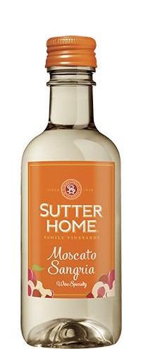 Sutter Home Moscato Sangria 187ml