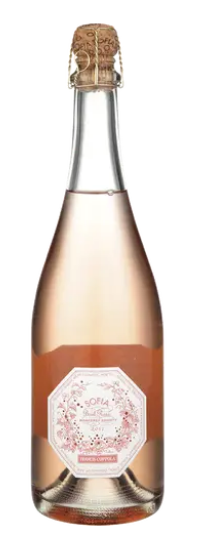 Coppola Sofia Brut Rose 750ml