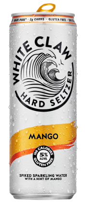White Claw Mango 19.2 Can