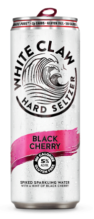 White Claw Black Cherry 19.2 Can