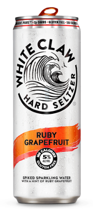 White Claw Ruby Grapefruit 19.2 Can