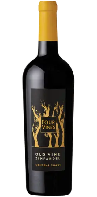 Four Vines Old Vine Zinfandel 750ml