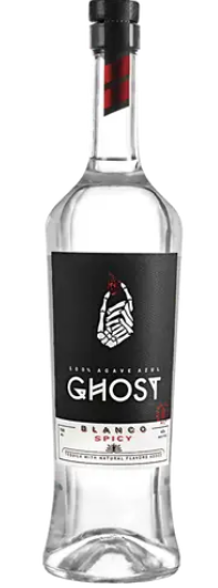 Ghost Blanco Spicy Tequila 750ml
