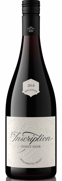King Estate Inscription Pinot Noir 2019 750ml