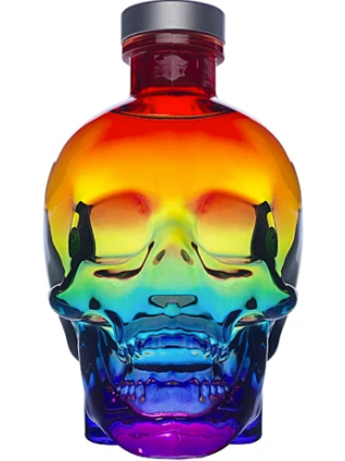 Crystal Head Vodka Pride Edition 750ml