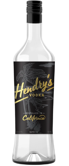 Hendry's Vodka 750ml