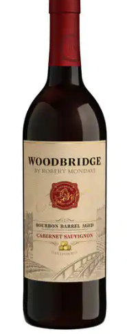 Woodbridge Cabernet Sauvignon Bourbon Barrel Aged 750ml