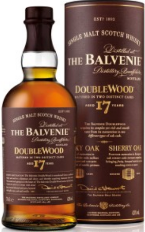 Balvenie Doublewood 17 Years 750ml