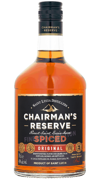 Chairman's Reserve Finest Selection Spiced Rum 750ml