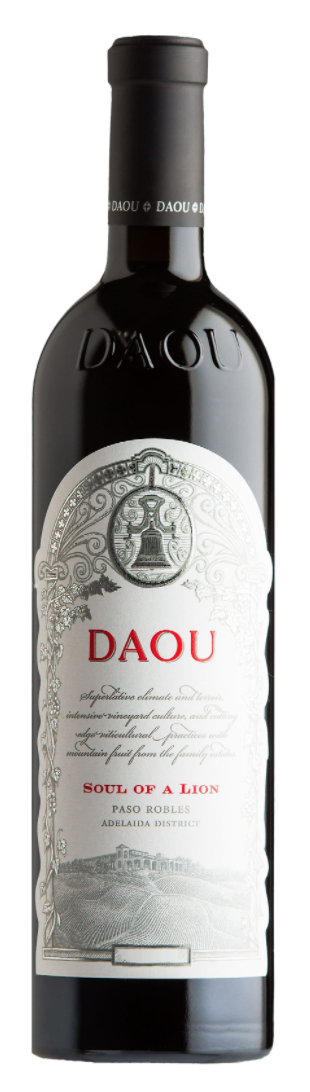 Daou Soul Of A Lion 2017 375ml